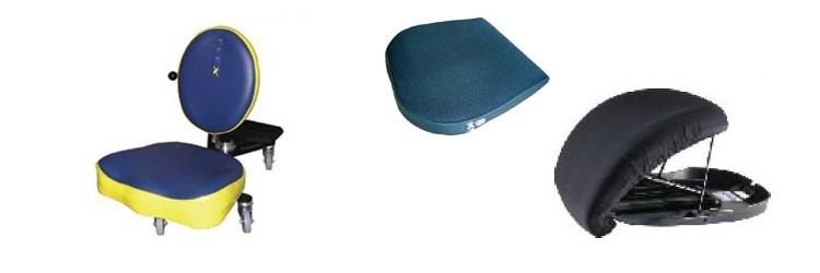accessoires ergonomiques d 39 assise et aide l 39 assise. Black Bedroom Furniture Sets. Home Design Ideas