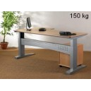 Table Conset réglable en hauteur  charge maxi 150 kg