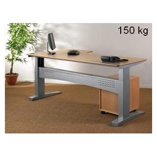Gdle table ou pi tement seul r glable en hauteur charge - Table de travail reglable en hauteur ...